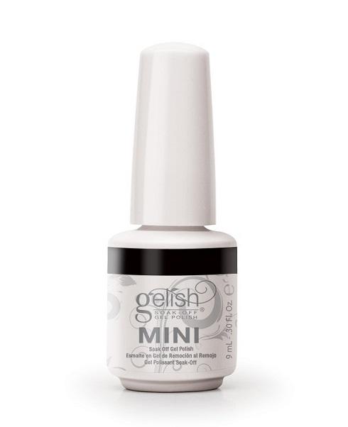 04606 gelish mini black shadow diva nails