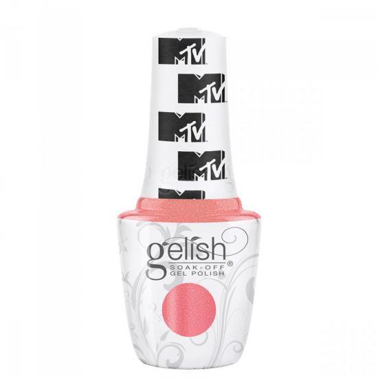 Gelish Show Up & Glow Up 15 ml de la collection Switch on Color