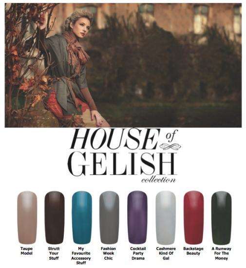 Gelish Fashion Week Chic (15 ml)
