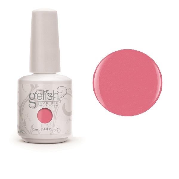 1 gelish bottle rose ycheeks diva nails