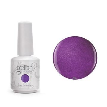 Gelish Extra Plum Sauce de la collection Kung Fu Panda (15 ml)