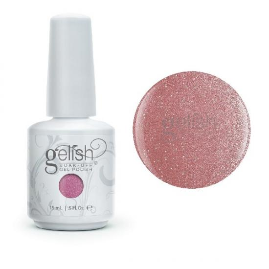 Gelish Just Naughty Enough de la collection Wrapped in Glamour (15 ml)