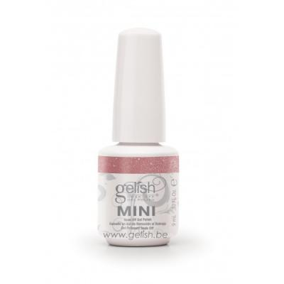 Gelish mini Just Naughty Enough de la collection Wrapped in Glamour (9 ml)