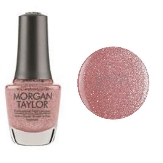 Morgan Taylor vernis Just Naughty Enough de la collection Wrapped in Glamour (15 ml)