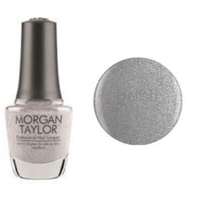 Morgan Taylor Vernis Let's Get Frosty de la collection Wrapped in Glamour (15 ml)