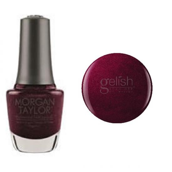 Morgan Taylor Vernis You're So Elf-centered ! de la collection Wrapped in Glamour (15 ml)