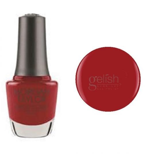 Morgan Taylor Vernis Who Nose Rudolph ? de la collection Wrapped in Glamour (15 ml)