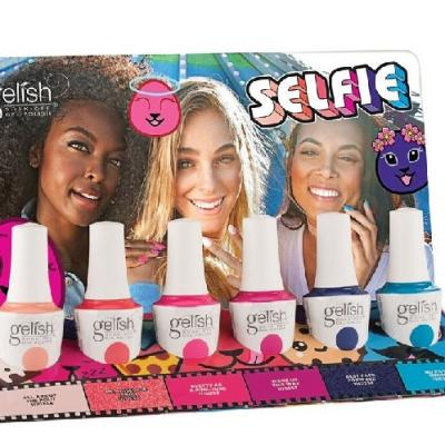 Gelish Collection Selfie complète (6x15 ml)
