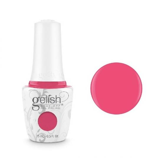 Gelish Pretty As a Pink-tube de la collection Selfie (15 ml)