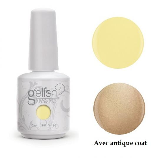 Gelish Let Your Hair Down de la collection Fables and Fairytales (15 ml)