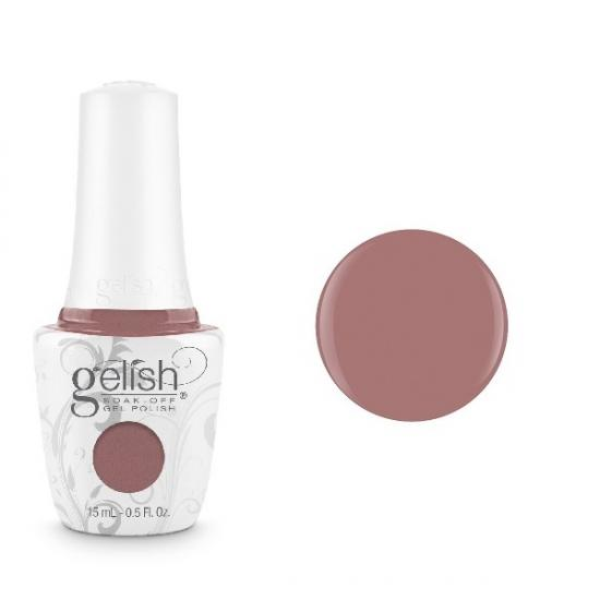 Gelish Mauve Your Feet de la collection Matadora (15 ml)