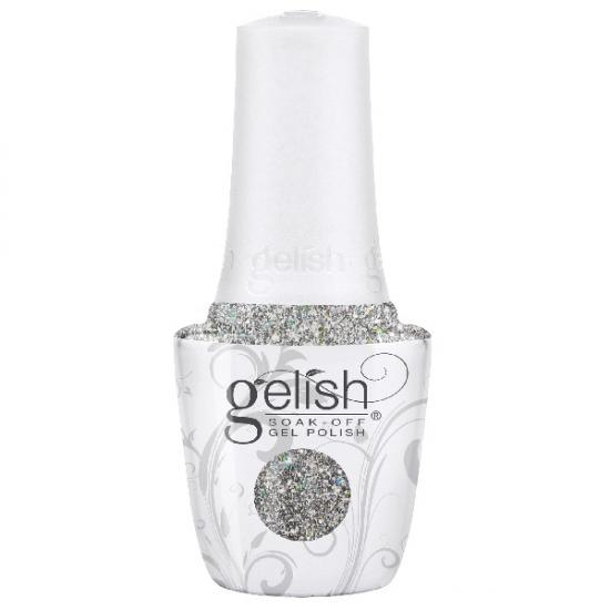 Gelish Sprinkle of Twinkle de la collection Champagne & Moonbeans (15 ml)