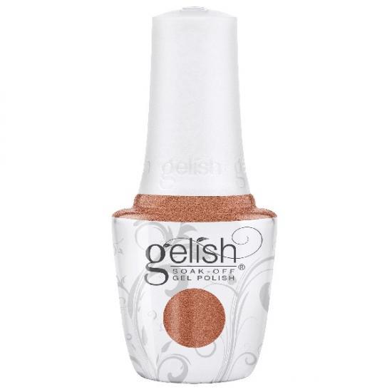 Gelish Copper Dream de la collection Champagne & Moonbeans (15 ml)