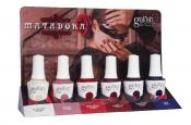 Gelish Collection Matadora Complète display (6x15 ml)