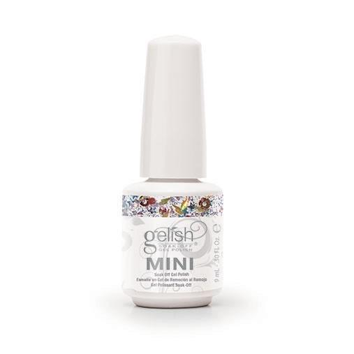 Gelish mini Over The Top Pop de la collection Royal Temptations (9 ml)