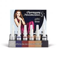 Gelish mini sélection display collection Champagne & Moonbeans (12x9 ml)