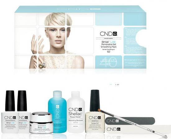 CND Brisa Lite Smoothing Pack