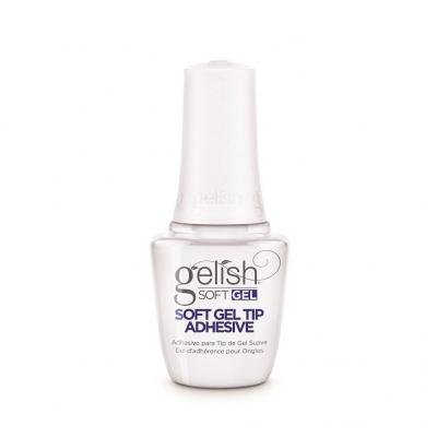 Gelish Soft Gel Tips Adhesive 5ml