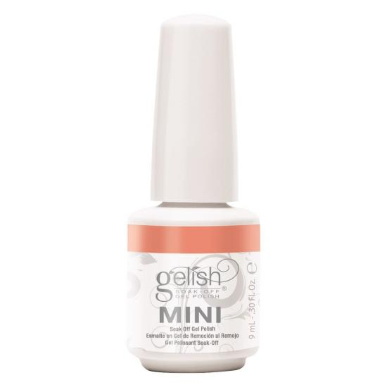 Gelish Mini Young, Wild & Freesia de la collection Color of Petals