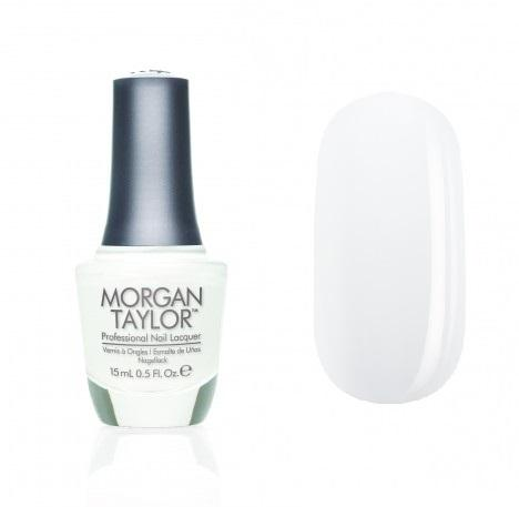 Morgan Taylor All White Now (15 ml)