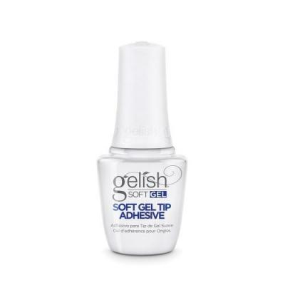 Gelish Soft Gel Tips Adhesive 15ml