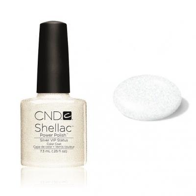 CND Shellac Silver VIP Status 7,3ml