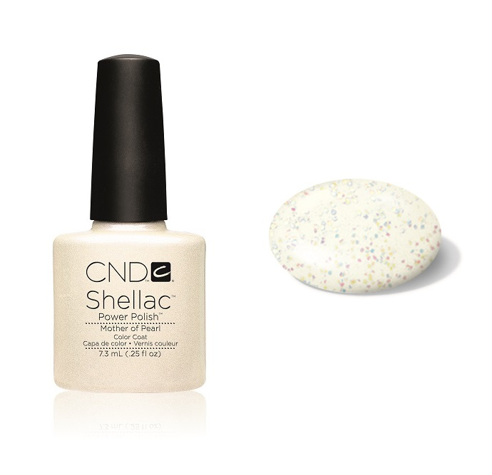 Cn01903 shellac mother of pearl divanails