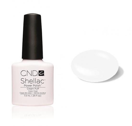 CND Shellac Cream Puff 7,3ml