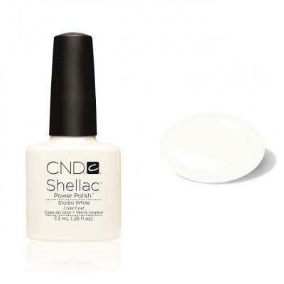 CND Shellac Studio White 7,3ml