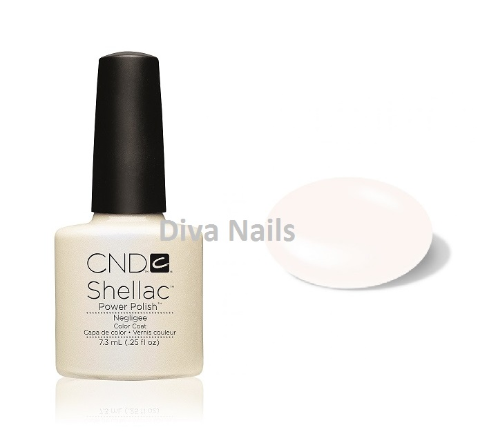 Cn01908 shellac negligee diva nails