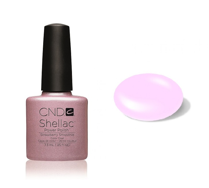 Cn01912 shellac straw smoothie divanails