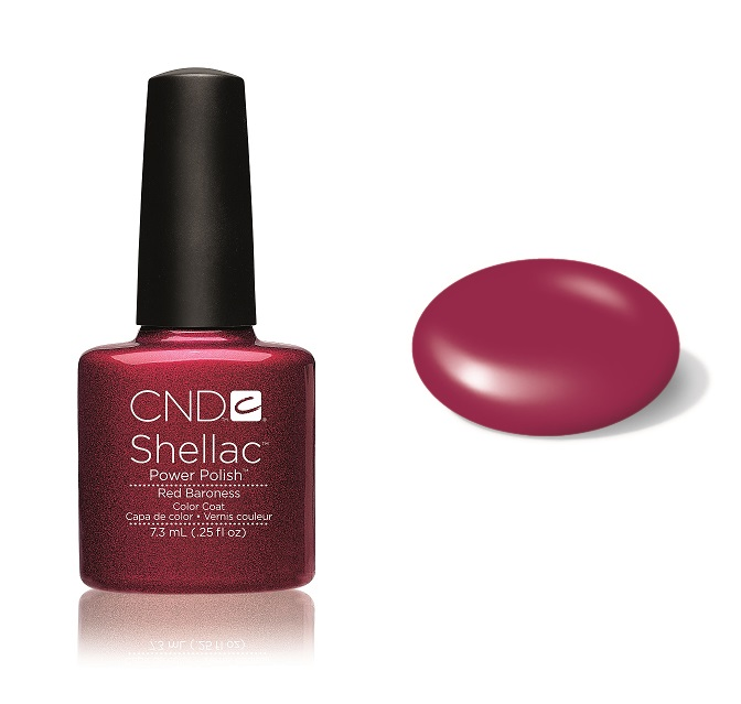 Cn01921 shellac red baroness divanails