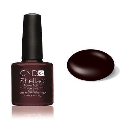 CND Shellac Dark Lava 7,3ml
