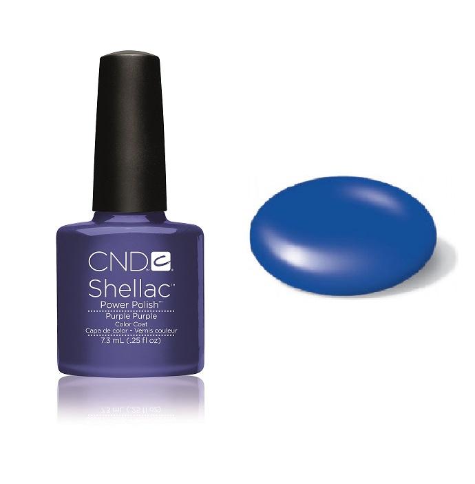 Cn01930 shellac purple purple divanails