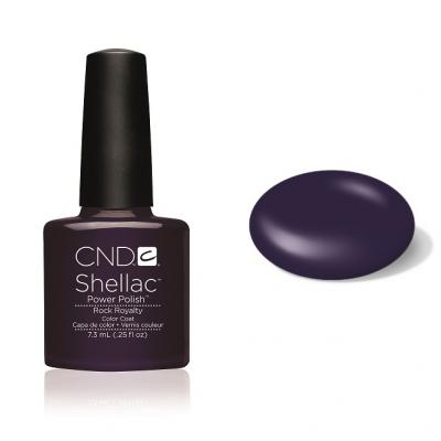 CND Shellac Rock Royalty 7,3ml