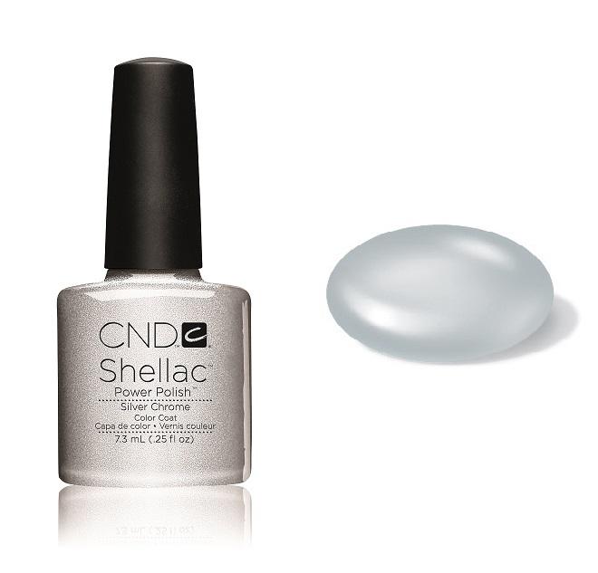 Cn01936 shellac silver chrome divanails