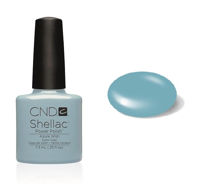 Cn01937 shellac azure wish divanails