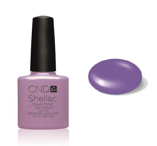 CND Shellac Lilac Longing 7,3ml