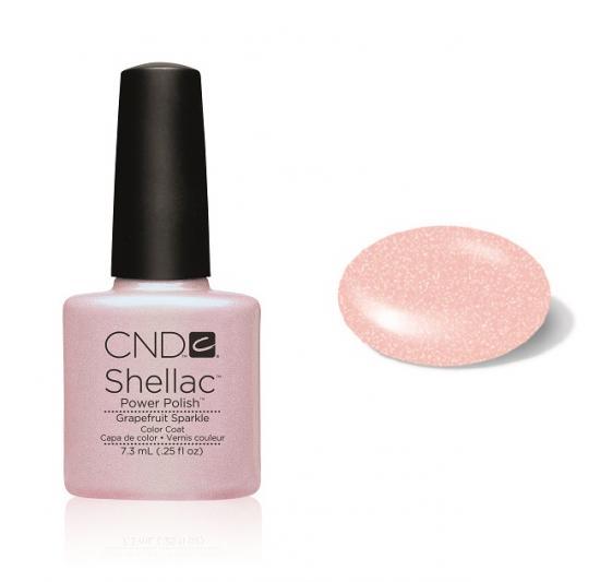 CND Shellac Grapefruit Sparkle 7,3ml