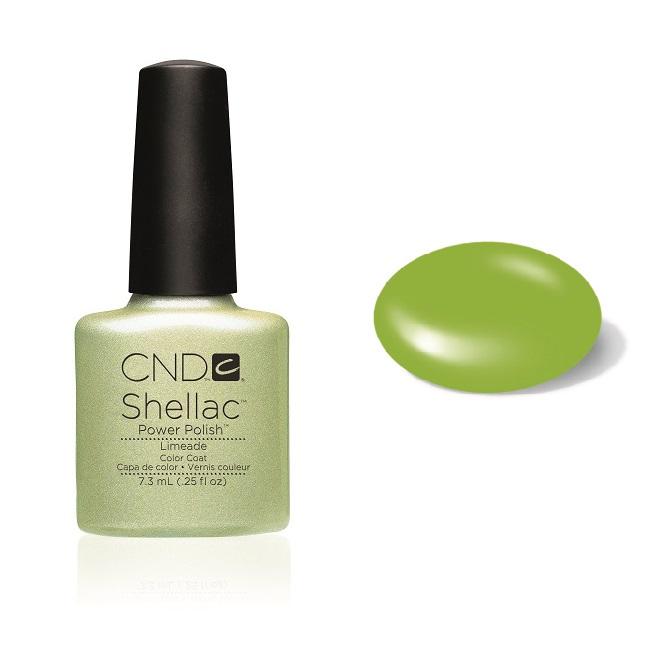 Cn01940 shellac limeade divanails