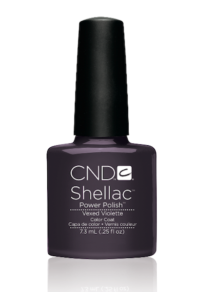 Cn40545 cnd shellac vexed violette diva nails