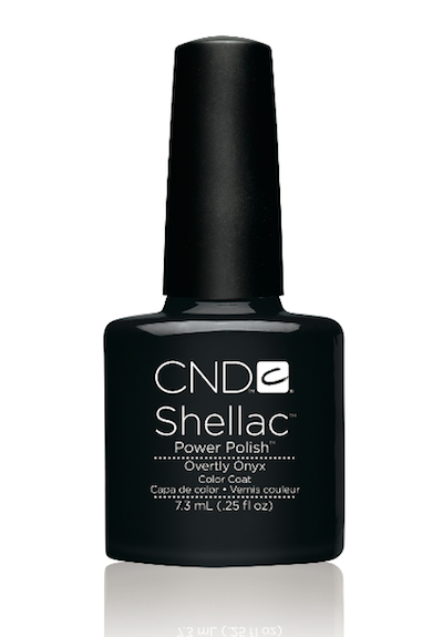 Cn40549 cnd shellac overtly onyx diva nails