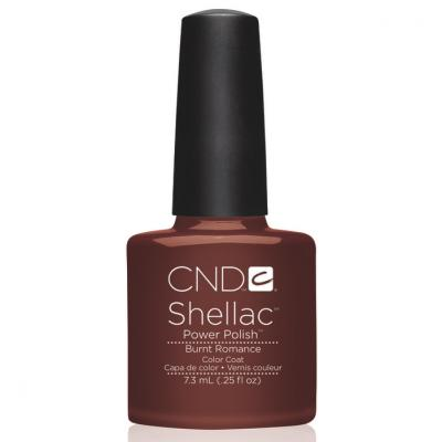 CND Shellac Burnt Romance 7,3ml