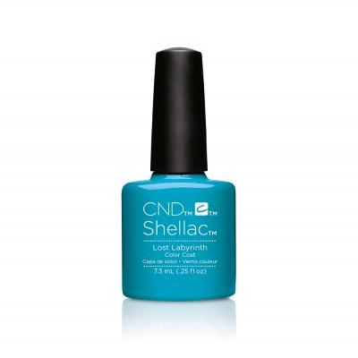 CND Shellac Lost Labyrinth 7,3ml