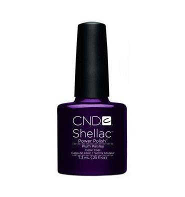 CND Shellac Plum Paisley 7,3ml