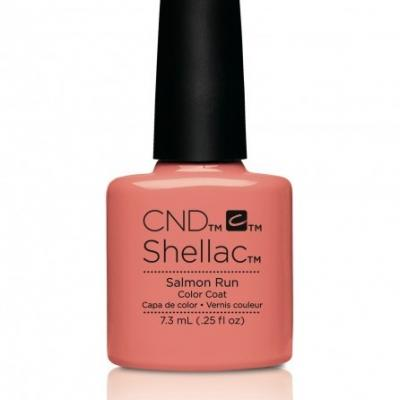 CND Shellac Salmon Run 7,3ml