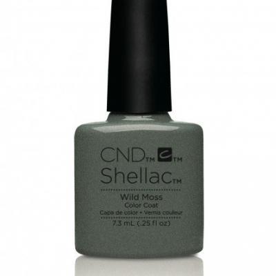 CND Shellac Wild Moss 7,3ml
