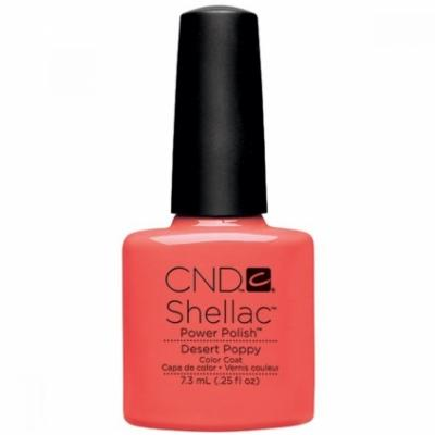 CND Shellac Desert Poppy 7,3ml