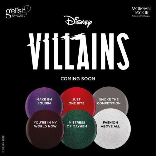 Disney vilains display 3