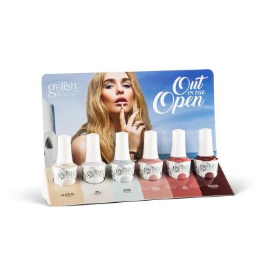 Collection Gelish Out In the Open - Display 6 pièces